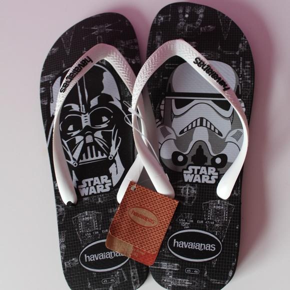 82574a0d7d NWT Star Wars Havaianas